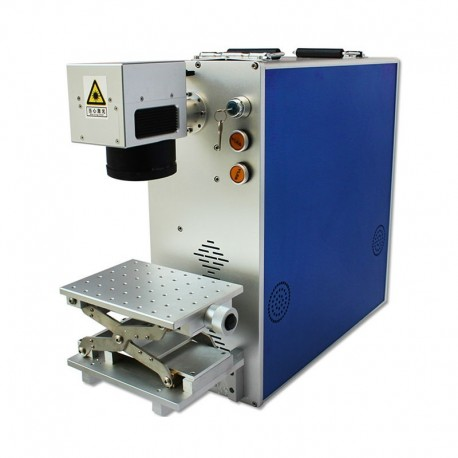 Machine marquage fibre laser portable 20 watt, 30 watt