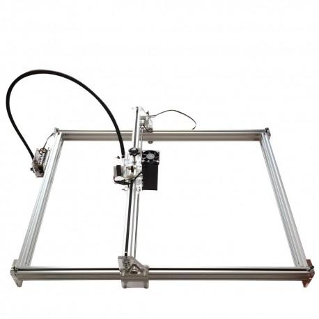 Machine de gravure et de découpe ultra-violets 100 cm par 100 cm